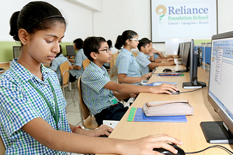 Reliance Foundation Educational Programs