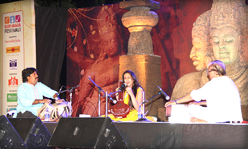 Reliance Foundation Supports The Elephanta Festival