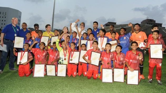 India's Grassroots Football gets a boost with 'Reliance Foundation Young Champs'