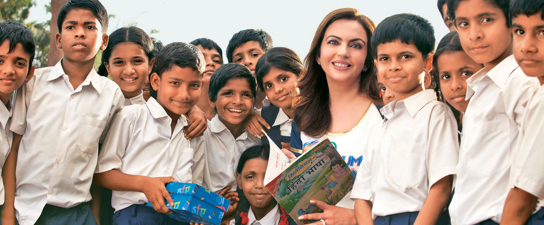 Empowering India by Reliance Foundation